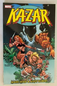 Ka-Zar #1 Mark Waid Andy Kubert minimum 9.0 NM (2010)