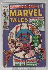 MARVEL TALES (1964 MARVEL) #23 FN+ A01408