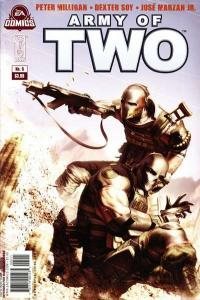 Army of Two #5, NM- (Stock photo)