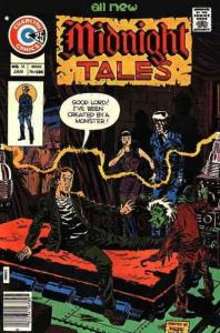 Midnight Tales #16 FN; Charlton | save on shipping - details inside