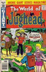 Archie Giant Series Magazine #475, NM- (Stock photo)