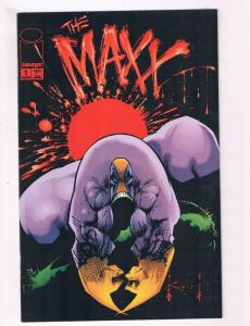 The Maxx # 1 VF/NM Image Comic Books Spawn Wildcats Witchblade Cyber Force!! SW9