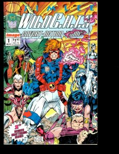 12 Comics WildCATS 1 2 Ex-Mutants 1 Pitt 2 Deathmate Prologue Deathblow MORE JK5