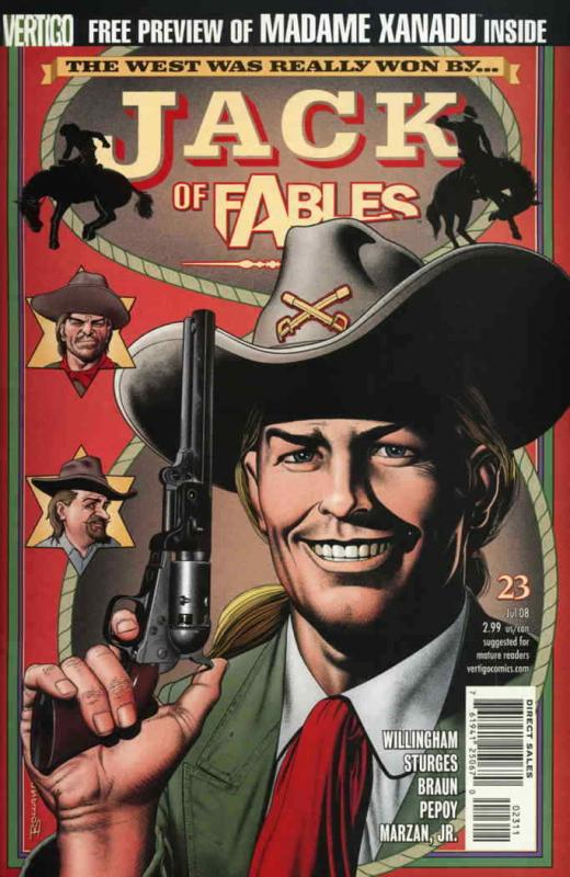 Jack of Fables #23 FN; DC/Vertigo | save on shipping - details inside