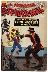 AMAZING SPIDER-MAN #26 1965-MARVEL-STEVE DITKO ART