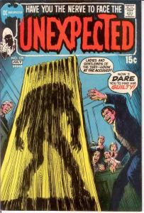 UNEXPECTED (TALES OF) 125 VF   July 1971 COMICS BOOK