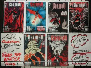 BATMAN BEYOND (2010) 1-6  Hush Beyond