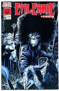 EVIL ERNIE Resurrection #2, NM-, Steven Hughes, Lady Death, 1993, more in store