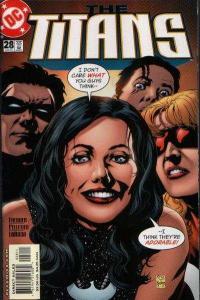 Titans (1999 series) #28, NM + (Stock photo)