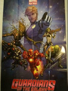 GUARDIANS OF THE GALAXY Promo Poster, 24 x 36, 2013, MARVEL, Unused 316