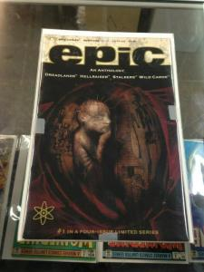 Epic 1-4 set anthology stories