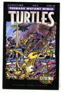 TEENAGE MUTANT NINJA TURTLES #52-1992-Rare late issue NM-