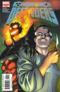 Defenders (2005 series) #4, NM- (Stock photo)