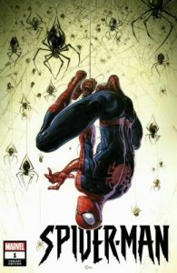 SPIDER-MAN 1 CLAYTON CRAIN EXCLUSIVE VARIANT J J ABRAMS LTD TO 1000