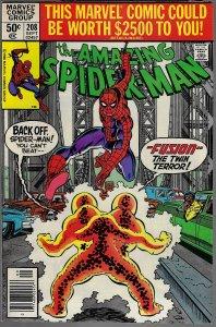 Amazing Spider-man #208 (Marvel, 1980) VF/NM