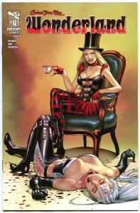 GRIMM FAIRY TALES WONDERLAND #4 A, NM, Sean Chen, 2013, more GFT in store
