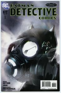 Detective Comics 872 Feb 2011 NM- (9.2)