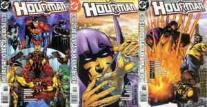 HOURMAN (1999) 11-13 Hourman One Million