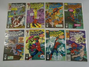 Spectacular Spider-Man lot 45 different from #175-222 6.0 FN (1991-95 1st Series