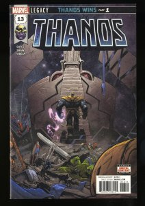 Thanos #13 VF/NM 9.0 1st Cosmic Ghost Rider!