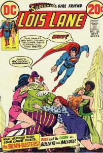 Superman's Girl Friend Lois Lane #126, Fine (Stock photo)