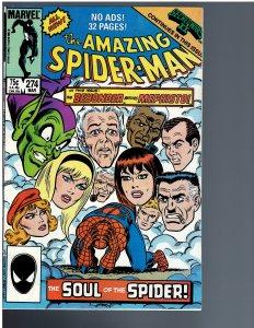The Amazing Spider-Man #274 (1986)