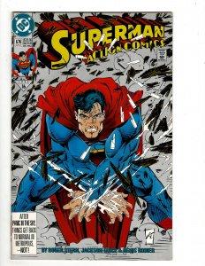 Action Comics #676 (1992) YY11
