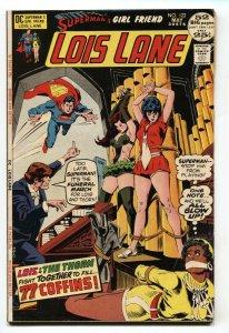 SUPERMAN'S GIRL FRIEND LOIS LANE #122 DC bondage cover comic book
