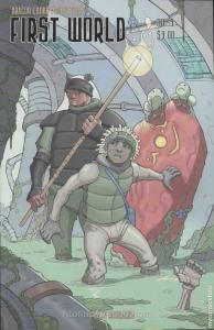 First World #3 VF/NM; Dragon Candy   save on shipping - details inside