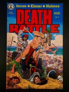Death Rattle #2 (1985)