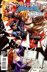 Convergence Nightwing/Oracle #1 (2015)