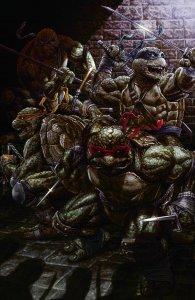 IDW Teenage Mutant Ninja Turtles #84 Lee Bermejo Virgin Variant NM