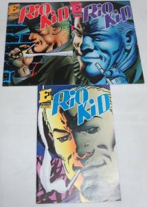 RIO KID (1991 ET) 1-3