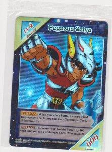 2004 Knights of the Zodiac Pegasus Seiya