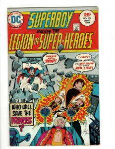 9 DC Comics Superboy Legion of Super-Heroes 209 212 216 217 220 224 225 + J461