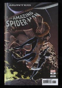 Amazing Spider-Man (2016) #22 NM 9.4 1:25 Aaron Kuder Variant Marvel Comic Book