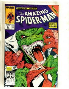 Amazing Spider-Man # 313 NM Marvel Comic Book Venom Todd McFarlane Goblin HJ9