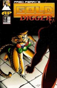 Gold Digger (2nd Series) #17 VF/NM; Antarctic | save on shipping - details insid