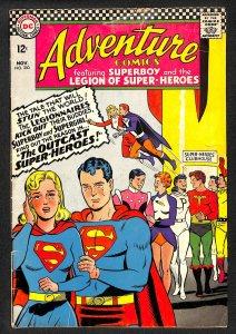 Adventure Comics #350 (1966)