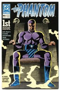 Phantom #1 1989-DC-1st issue-origin story
