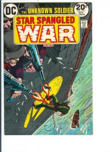 Star Spangled War Stories #175 - Bronze Age - Nov. 1973 (VF)