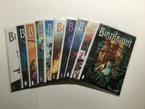 Birthright 1-20 Lot Run Set Near Mint Nm Image