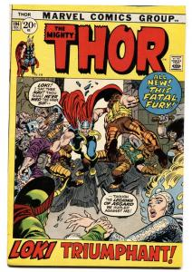 THOR #194 1971 MARVEL COMIC FIRST 20 CENT COVER BUSCEMA VF-