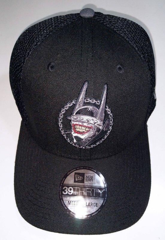 DC Comics Batman Who Laughs PX 3930 FlexFit Cap Hat M/L - New!
