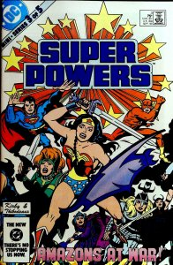 Super Powers  #3 (1984)