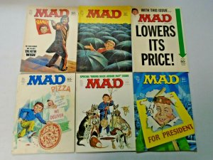 Late 70's MAD Magazine Lot 20 Different (1975-1979)