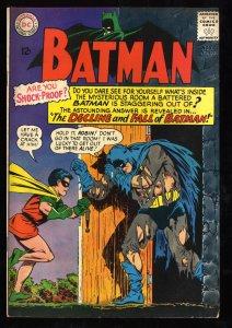Batman #175 FN- 5.5