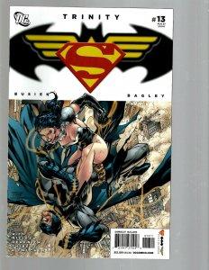 12 DC Comics Trinity # 13 14 15 16 17 18 19 20 21 22 24 25 J438