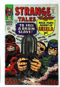Strange Tales (1951 series) #143, Fine+ (Actual scan)