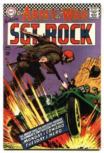 OUR ARMY AT WAR #181-SGT. ROCK-COOL ISSUE VF